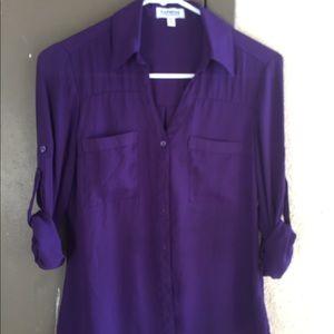 Express Portofino Shirt NWOT